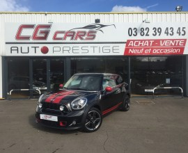 MINI COOPER S PACEMAN KIT WORKS