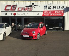 FIAT ABARTH 500C ESSESSE