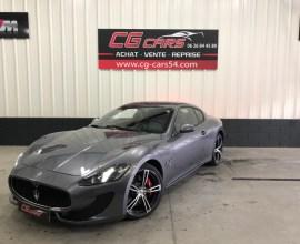 Maserati Granturismo S 4.7 460 SPORT
