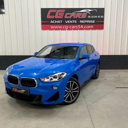 BMW X2 sDrive18iA 140ch M Sport DKG7