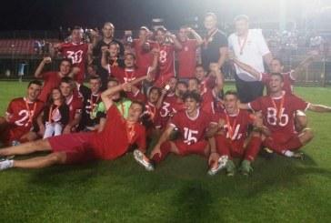 Omladinci Mladosti osvojili Kup