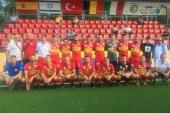 EMF: Crna Gora poražena u 1/4 finalu!