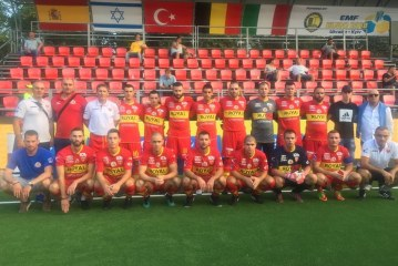 Crna Gora protiv Rumunije za polufinale