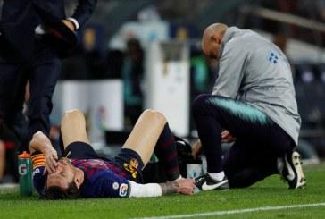 """ŠOK u Barseloni: Mesi preskače """"El Klasiko"""" i dva meča sa Interom"""