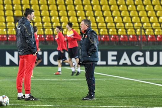 Na meč protiv Srbije, Tumba ne računa na pet fudbalera!