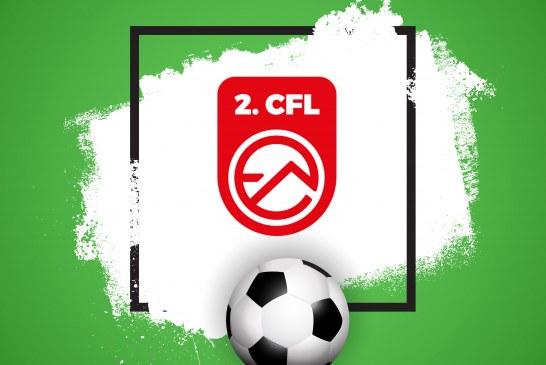 2.CFL: Mladost sigurna, danas na programu ostali mečevi