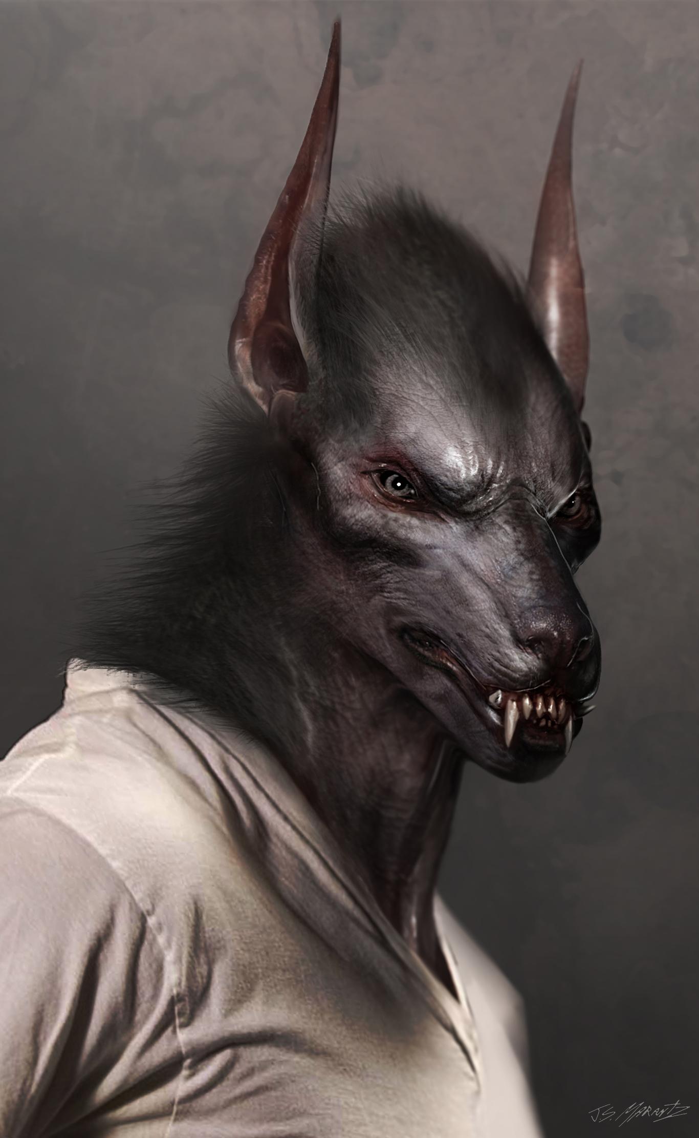 Grimm Season 3 Wesen By Jeradsmarantz Creatures 2d