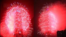 2013 101 跨年煙火 taiwan taipei 101 fireworks show (18)