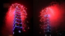 2013 101 跨年煙火 taiwan taipei 101 fireworks show (26)