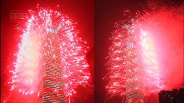 2013 101 跨年煙火 taiwan taipei 101 fireworks show (33)