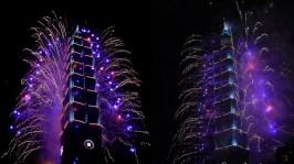 2013 101 跨年煙火 taiwan taipei 101 fireworks show (4)