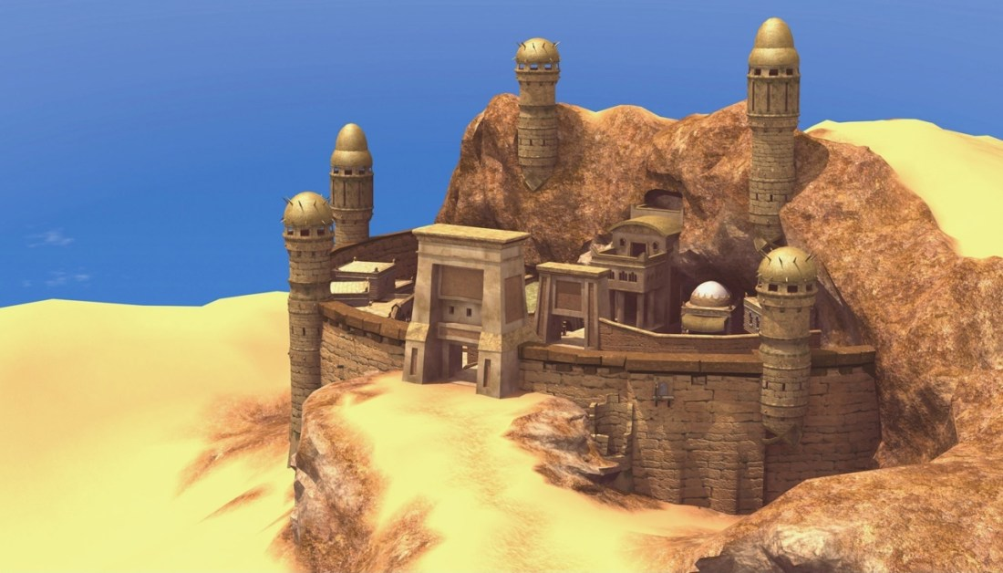 The City of Ishtar / Gothic 3 by aphexx | 3D | CGSociety