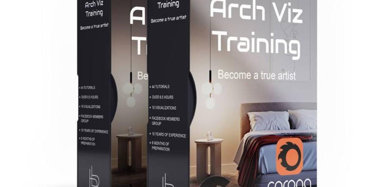 ArchViz Artist – Training Visualizations (V-Ray & Corona)