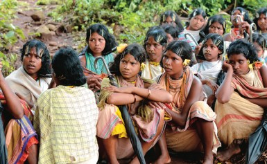 "MHA's Linking Niyamgiri's Dongria Kondh Tribals with 'Maoists"" Strongly Protested"