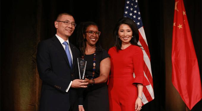 美国中国总商会芝加哥商会:隆重举办2018年会