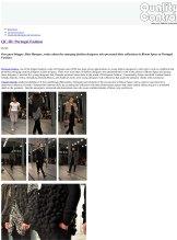 QC-ID: Portugal Fashion - Quality Control