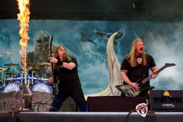 Amon Amarth #9-SRF 2019-Shawn Irwin