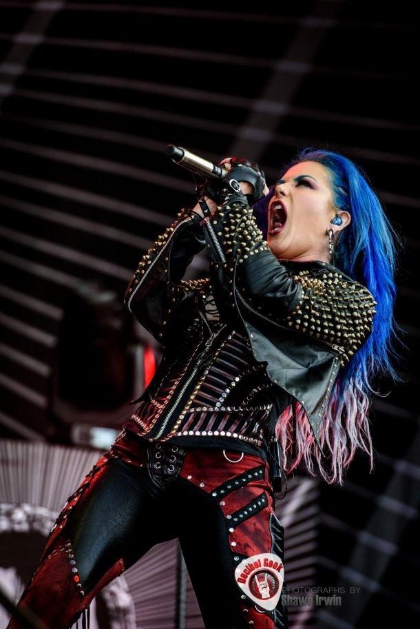 Arch Enemy #1-Sweden Rock 2019-Shawn Irwin