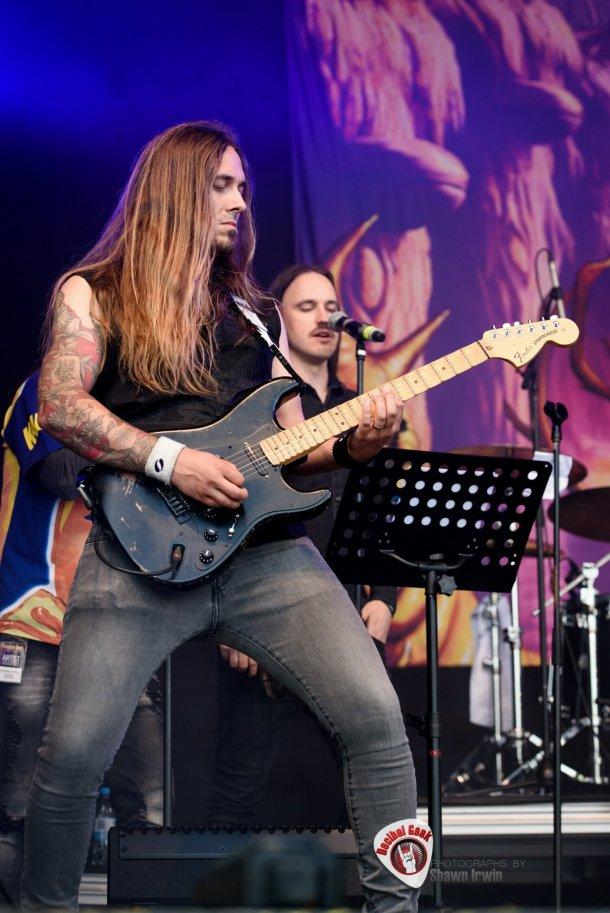 Gathering Of Kings #27-Sweden Rock 2019-Shawn Irwin