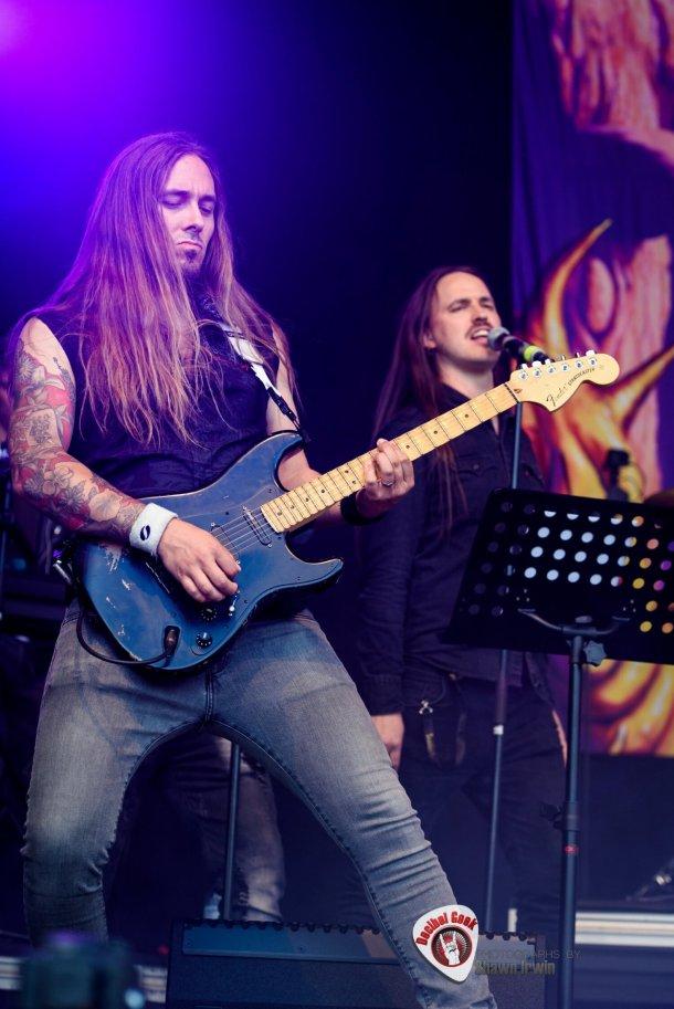 Gathering Of Kings #34-Sweden Rock 2019-Shawn Irwin