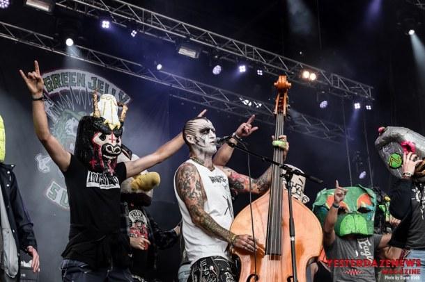 Green Jellÿ #21-Sweden Rock 2019-Diane Webb