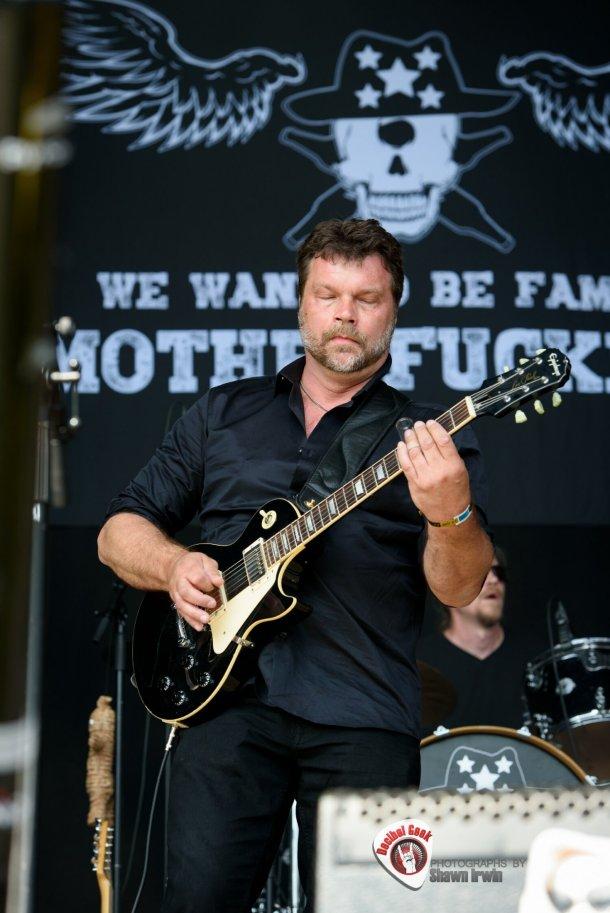 James Holkworth The Coolbenders #13-Sweden Rock 2019-Shawn Irwin