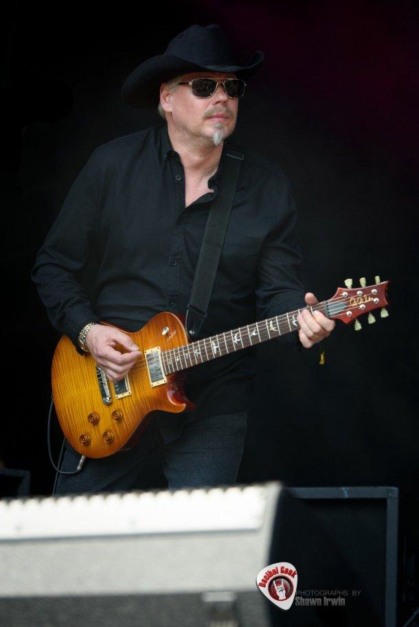 James Holkworth The Coolbenders #14-Sweden Rock 2019-Shawn Irwin