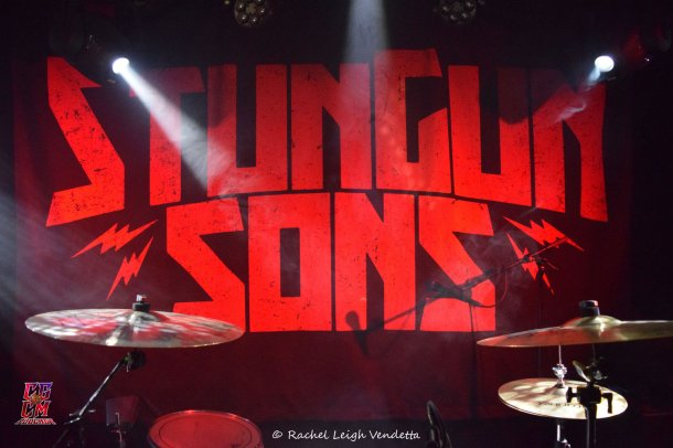 StunGun Sons - HBJ 2020-Rachel Leigh Vendetta CGCM 1