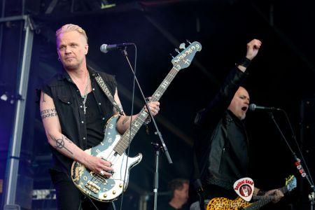 Gathering Of Kings #35-Sweden Rock 2019-Shawn Irwin