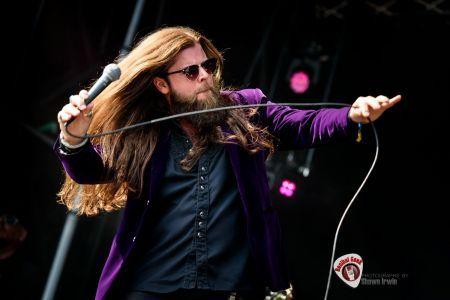 James Holkworth The Coolbenders #1-Sweden Rock 2019-Shwan Irwin