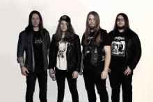 Sweden Rock 2019 - NEMIS - Gravestone