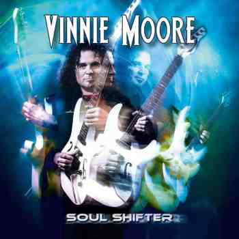 VINNIE MOORE - Soul Shifter (February 21, 2020)