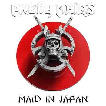 PRETTY MAIDS - Maid In Japan – Future World Live 30th Anniversary (April 10, 2020)
