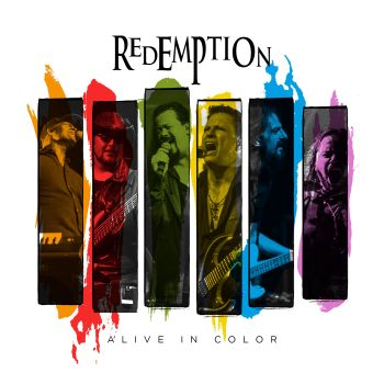 Redemption - Alive In Color - New Live Album 2020