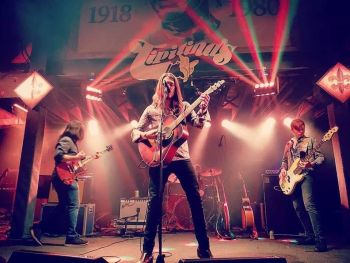 Magnolia Bayou: Live (photo by Tracy Ann George)