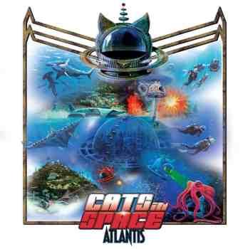 CATS IN SPACE - Atlantis (November 27, 2020)