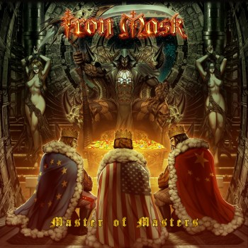 IRON MASK - Master of Masters (December 04, 2020)