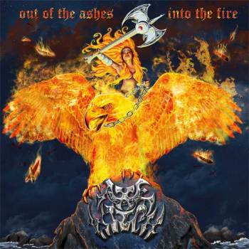 AXEWITCH - Out of the Ashes Into the Fire (April 30, 2021)