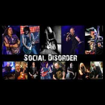 Social Disorder: The Cast