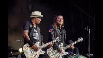 Wildhearts: Friday @Bloodstock (photo by Down The Barrel photography)