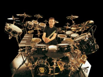 The Late Great Neil Peart RIP
