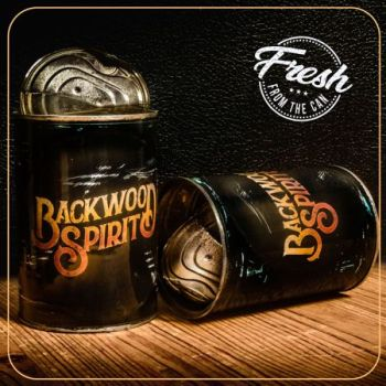 BACKWOOD SPIRIT - Fresh From The Can (April 23, 2021)