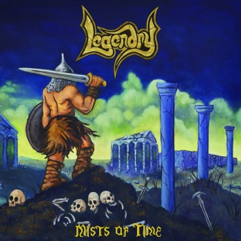 LEGENDRY - Mists of Time (Re-Release) (March 26, 2021)