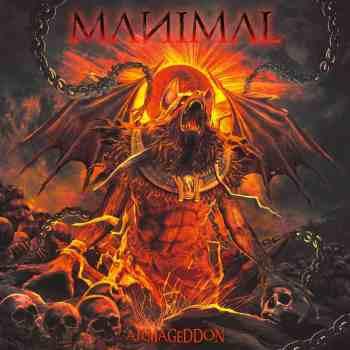 MANIMAL - Armageddon (October 08, 2021)