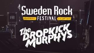 DROPKICK MURPHYS Re-Confirm Sweden Rock 2022 (News)