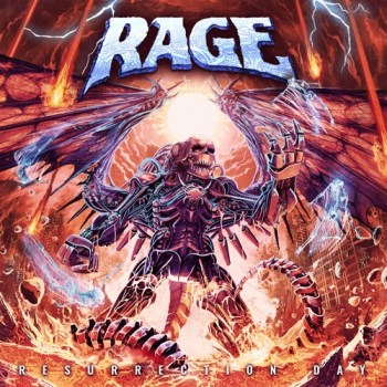 RAGE - Resurrection Day (September 17, 2021)