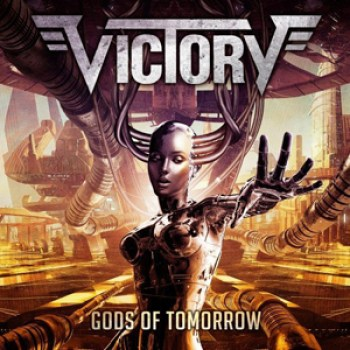 VICTORY - Gods Of Tomorrow (November 26, 2021)