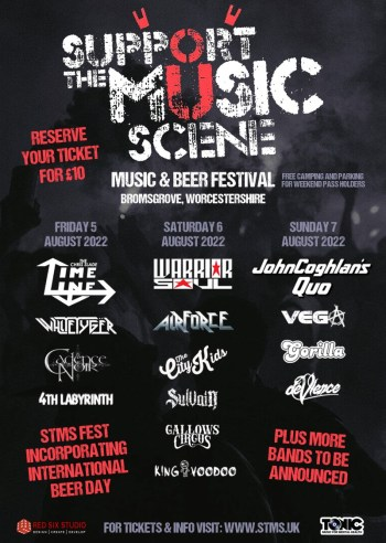 STMS FEST: Music and Beer Festival 2022