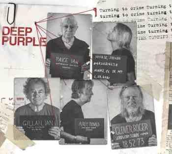 DEEP PURPLE - Turning To Crime (November 26, 2021)