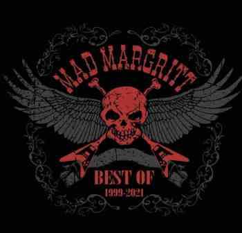 MAD MARGRITT - The Best Of 1999-2021 (November 19, 2021)